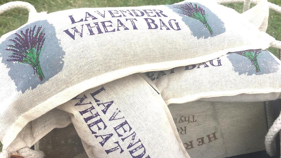 Natural Wheat Bags & Essential Oil Blend