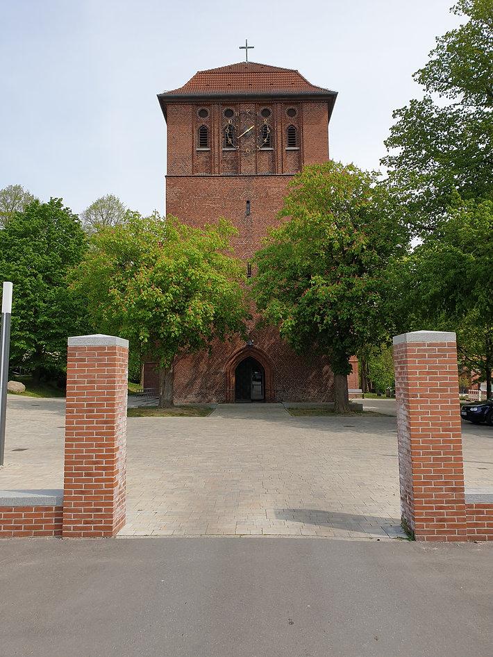 Friedhof Holtenau