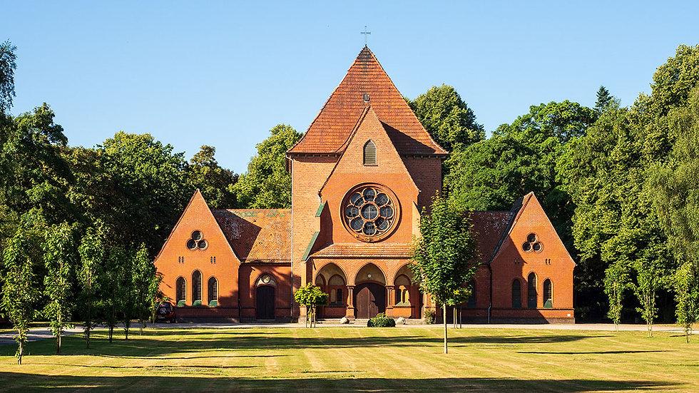 Kapelle Friedhof Eichhof