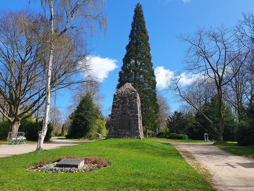 Friedhof Neumühlen
