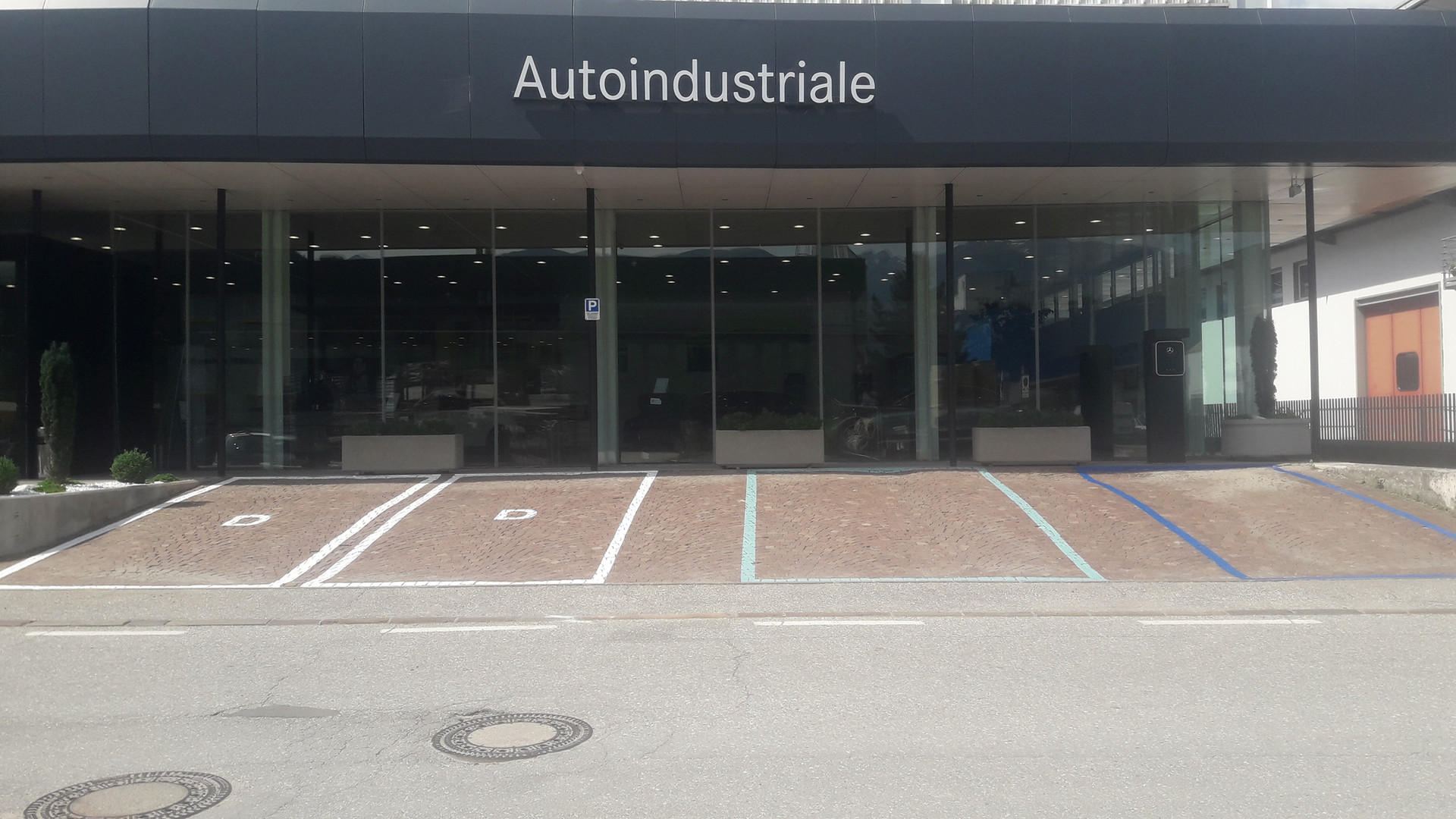 Autoindustriale - Bruneck