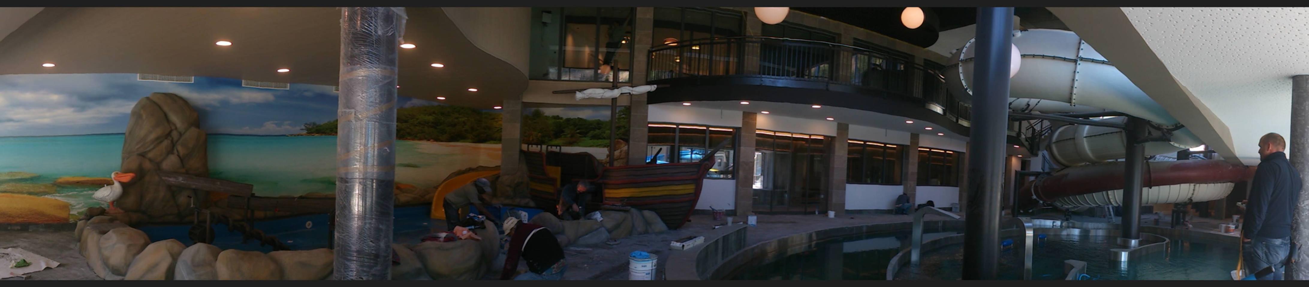 Wasserwelten Hotel Quellenhof - Passeiertal