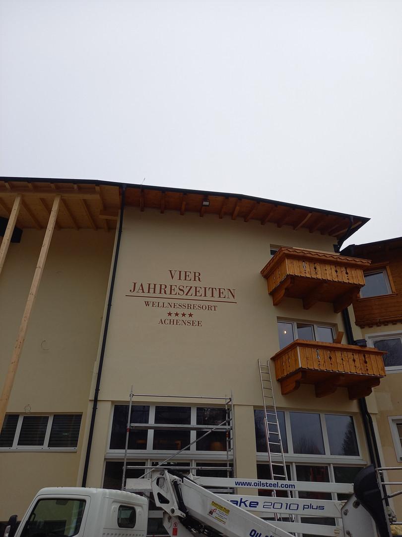 Hotel 4 Jahreszeiten - Maurach am Achensee