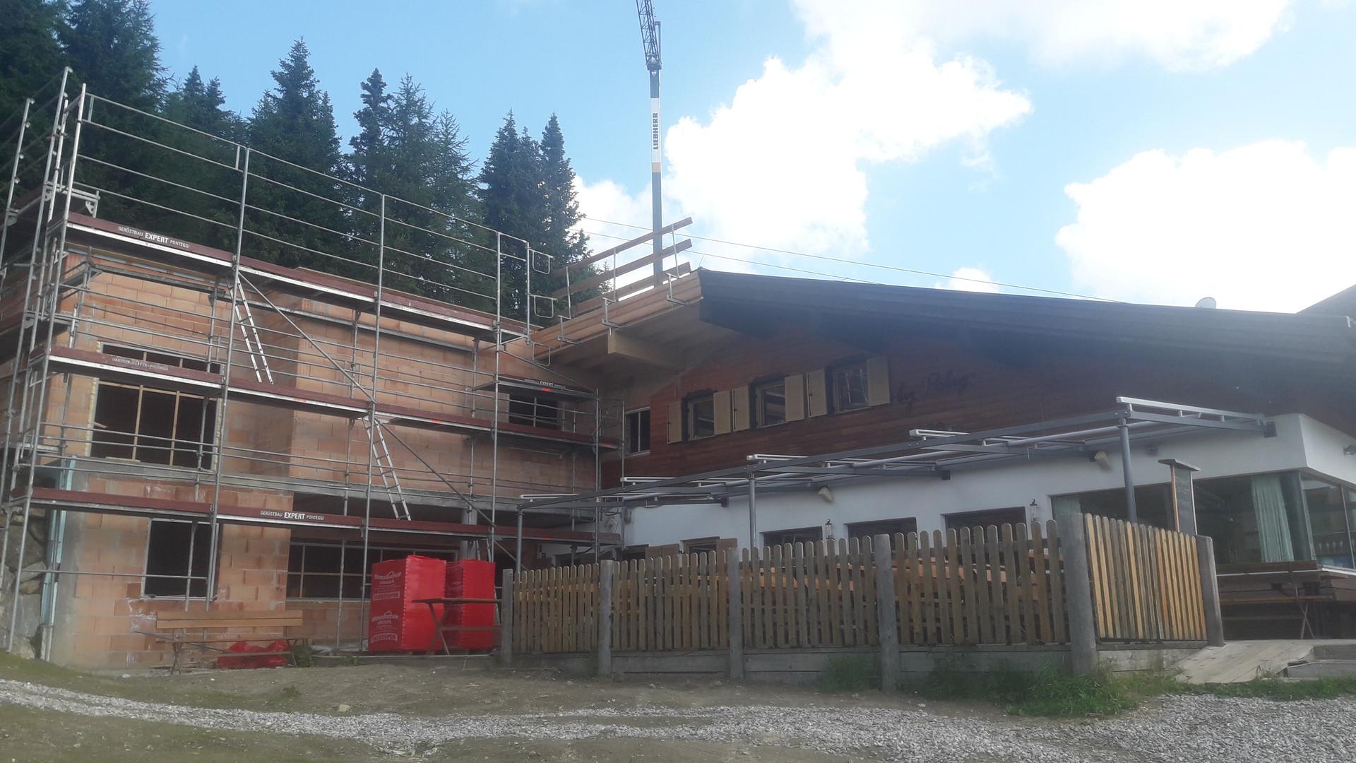 Sterzingerhaus - Rosskopf