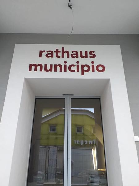 Rathaus - Gemeinde Welsberg