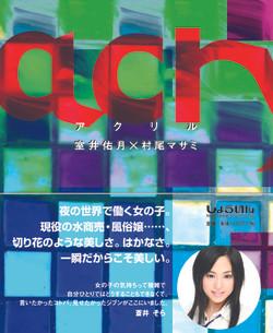 室井佑月 acryl