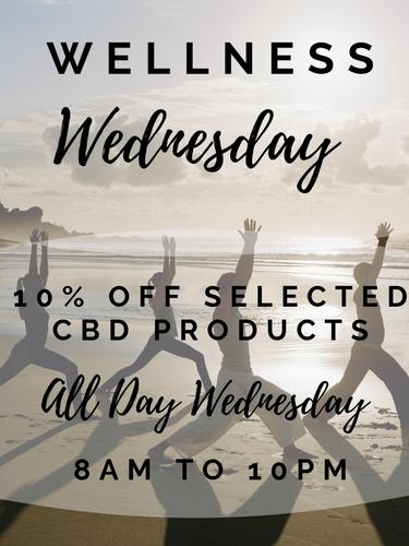 Wellness Wednesdays!
