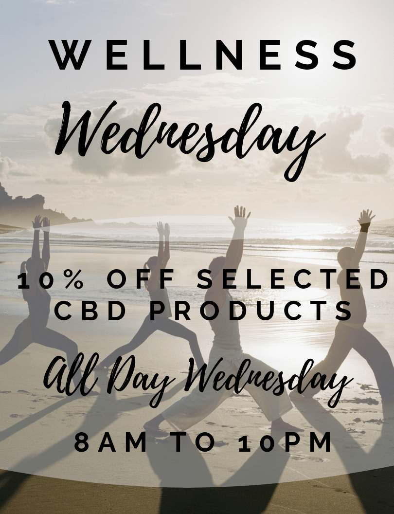 Wellness Wednesdays!