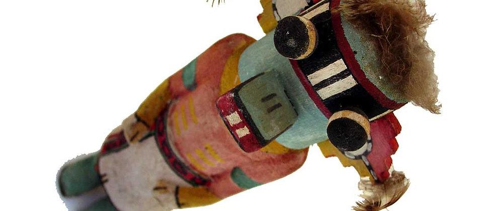1920s Hopi Horse Kachina