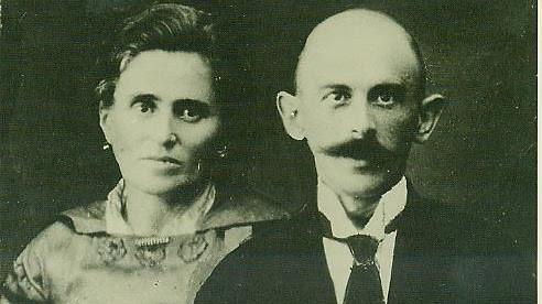 BELA AND ABRAM BRANDMANN