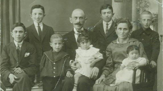 THE BRANDMANN FAMILY C. 1923