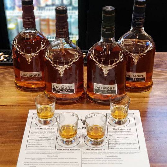 4 delicious expressions of Scotch