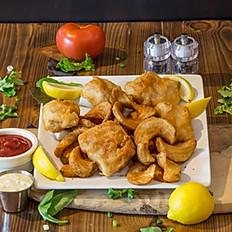 Fresh Beer-Battered Fish & Pub Fries