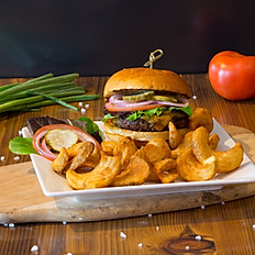 American Wagyu Cheeseburger