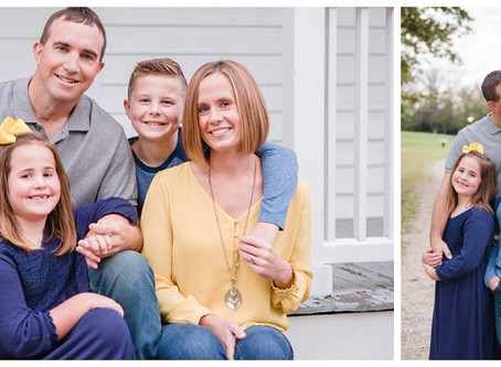 Family Portraits - What to wear!