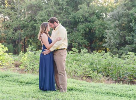 Megan & Mackie   Engaged!