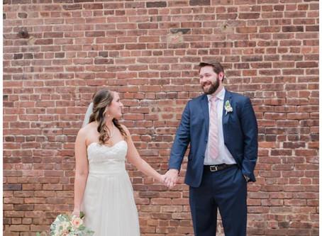Megan & Mackie | Married!