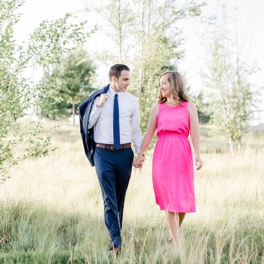 Kimberly & Adam | Engaged