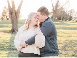 Hannah & Brad | Engaged!