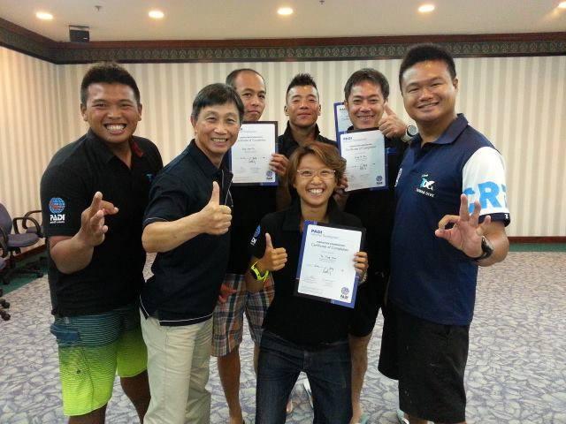 第12期IDC教練班