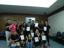 第4期IDC教練班