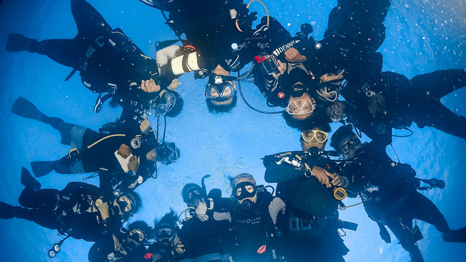 墾丁旅遊潛水