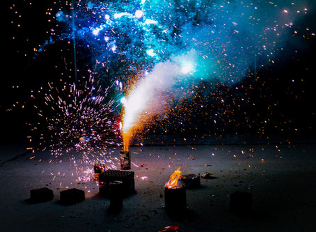 A Few Fireworks