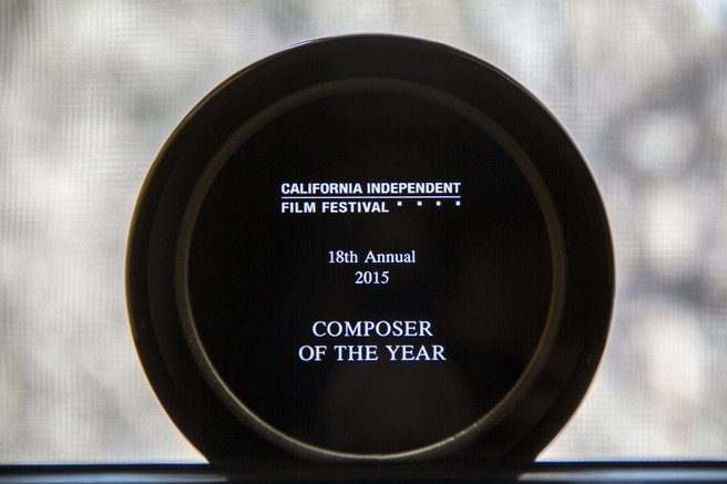Composer of the Year - CAIFF 2015