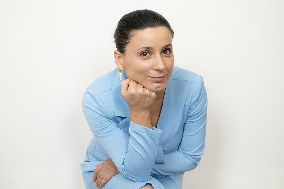 Ana Kasrashvili 2020 - Photo by Ilia Jgh