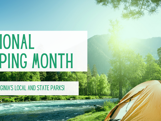 Celebrate National Camping Month!