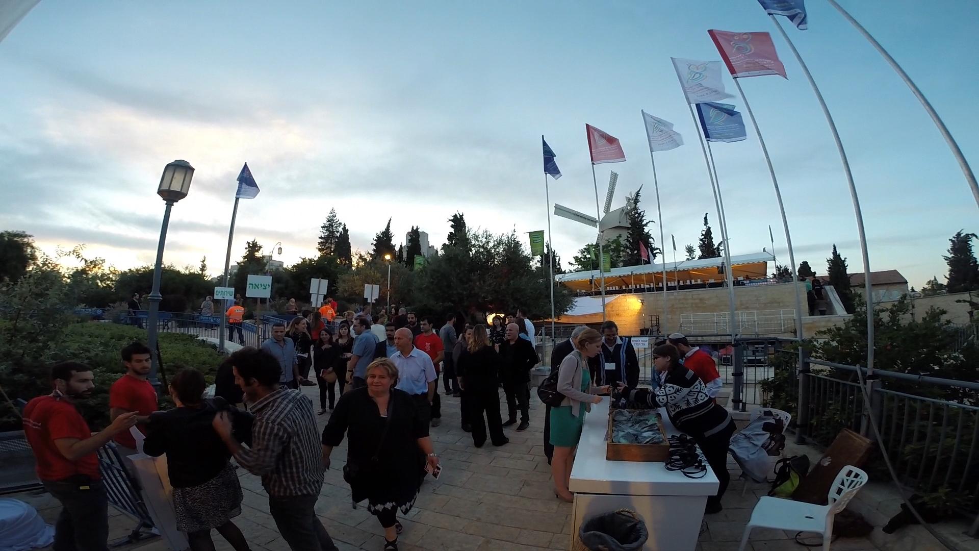 פסטיבל הסופרים 2014