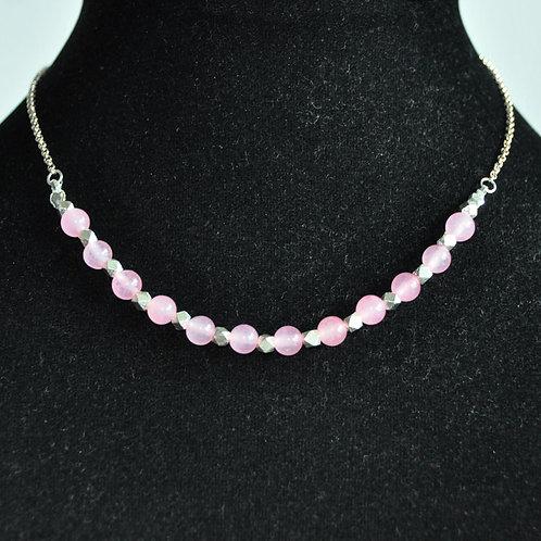 N128-Pink Crystals