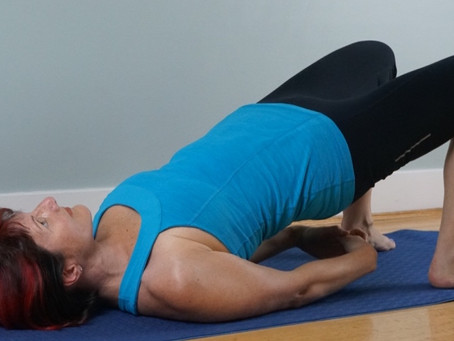 Yoga for Core Strength and Knee Stability