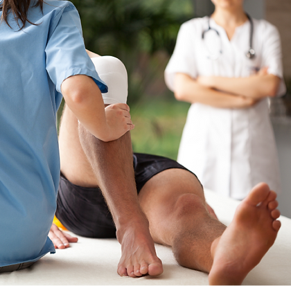 Physiotherapy - Knee Injury Rehab