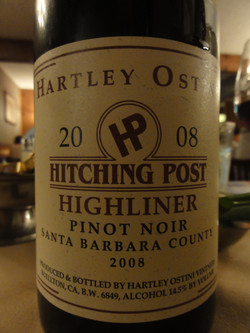 Hitching Post II - Hartley Ostini