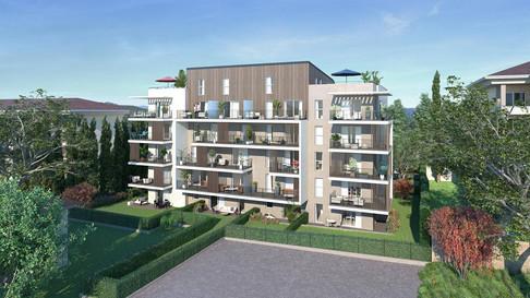Villa Surya - 1900 m² - 36 Logements - Nice - Kaufman & Broad