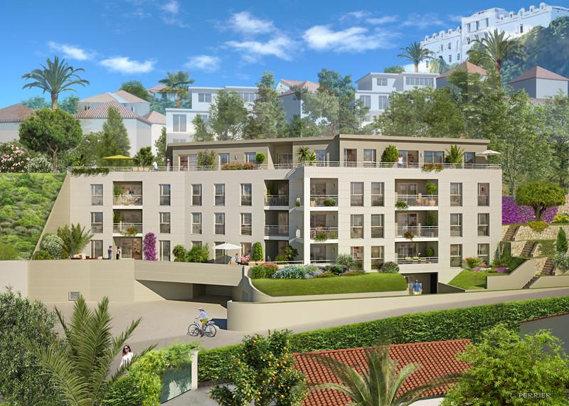 Villa Mantega - 1150 m² - 14 Logements - Nice - PERL