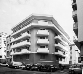 2015 - Villa Lympia - 1600 m² - Nice - Sagec