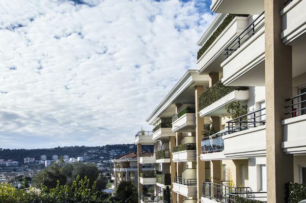 2013 - Rosa Mare & Marguerite - 2800 m² - Nice - Sagec
