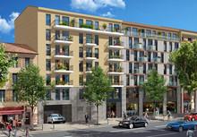 48 Riquier - 3420 m² - 64 Logements - Nice - Sagec