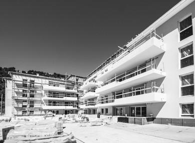 Rive Gauche - 7800 m² - 117 Logements - Drap - SABTP