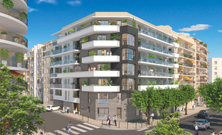 Nice Arte - 2750 m² - 68 Logements - Nice - Sagec