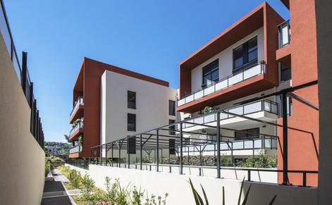 2020 - Côté Village - 5300 m² - Nice - Sagec