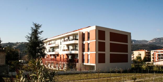 2013 - Esprit Village - 2370 m² - Nice - Cogedim