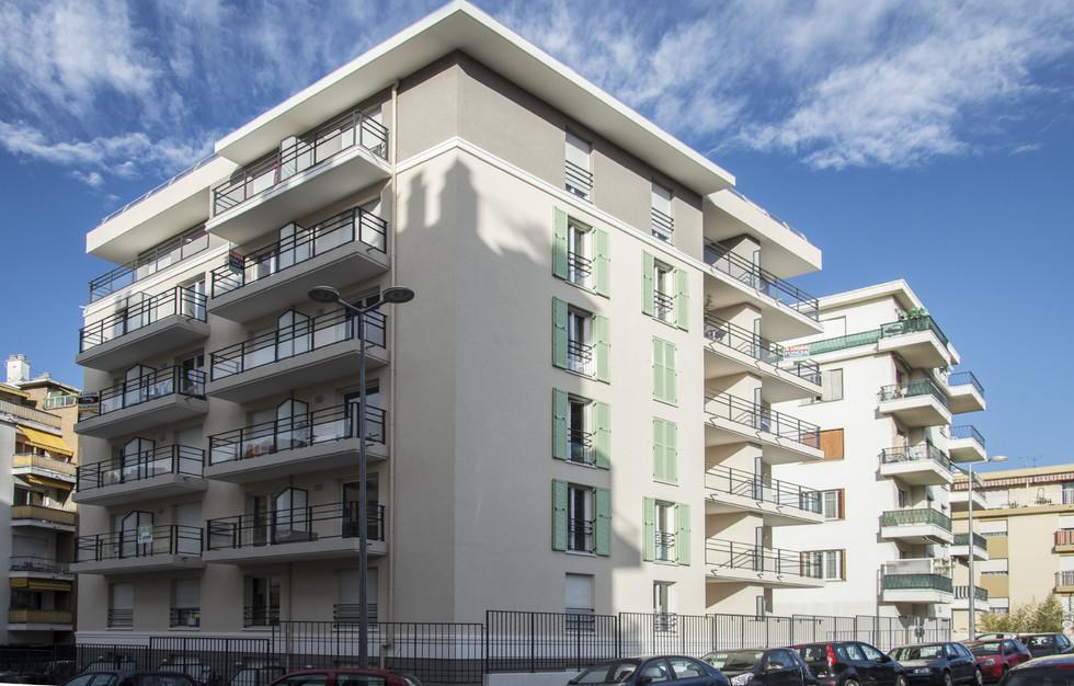 2015 - Villa Del Arte - 1700 m² - Nice - Sagec