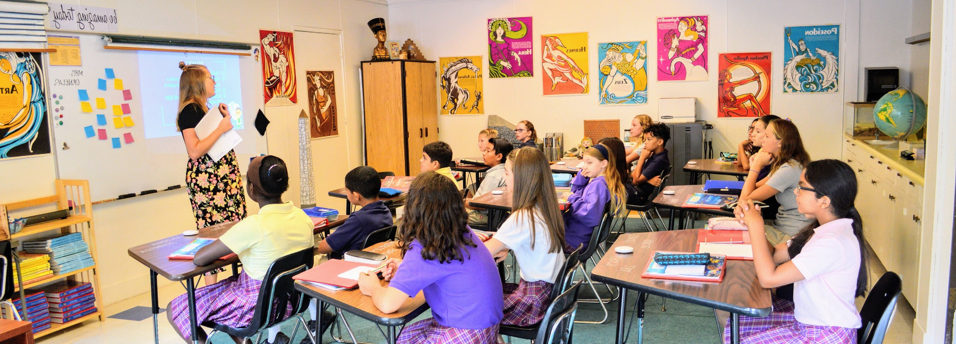 """Component One: Led by qualified faculty, students learn the basics of business by using Junior Achievements award winning """"It's My Business"""" as prerequisite classroom work."""