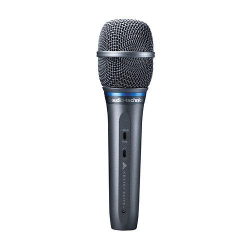 Audio-Technica AE3300 Cardioid Condenser Handheld Microphone