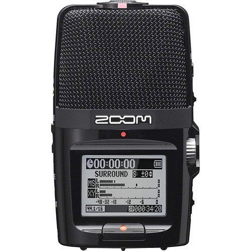 Zoom H2N High-Definition Portable Audio Recorder