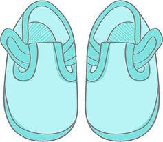 Calçados infantis masculinos