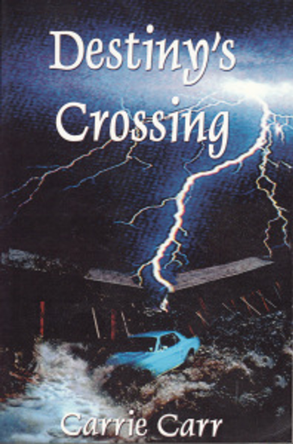 reprint of Destiny's Crossing